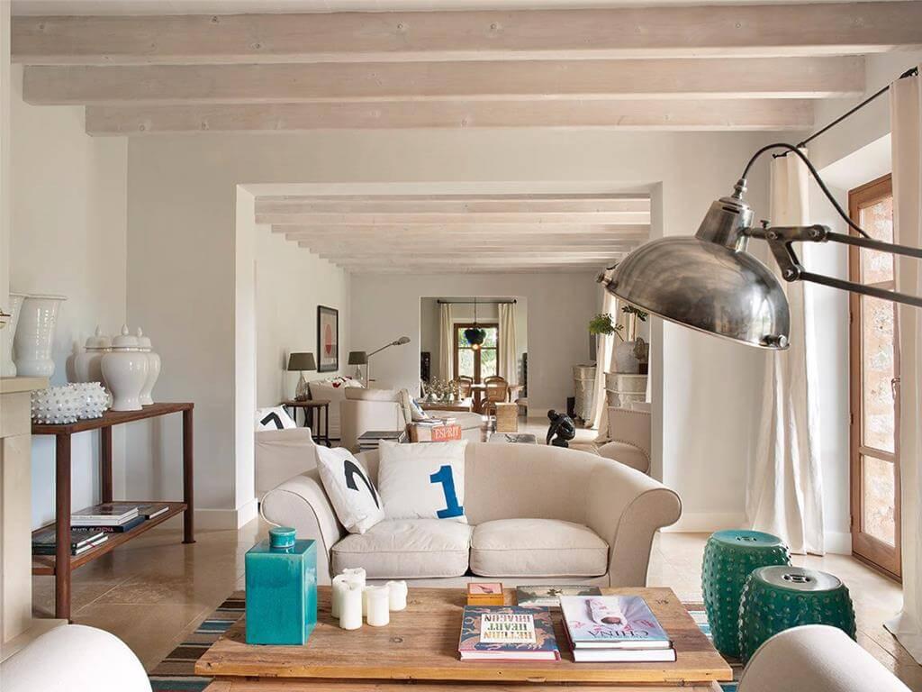 Immobilien projekt entwicklung mallorcasoulvillas - Decoracion vintage salon ...